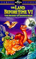 The Land Before Time VI: The Secret Of Saurus Rock Picture Into Cartoon