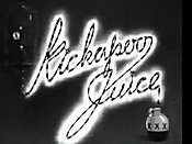 Kickapoo Juice Cartoon Picture