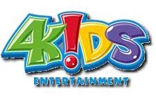 4 Kids Entertainment Studio Logo