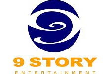 9 Story Entertainment Studio Logo