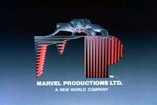 Marvel Productions Studio Logo