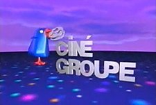 Cin�Groupe Studio Logo