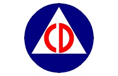 U.S. Office Of Civil Defense Studio Logo