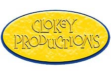 Clokey Productions Studio Logo