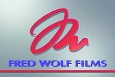 Fred Wolf Films Studio Logo