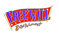 Free Will Entertainment Studio Logo