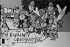 The Funny Company Studio Logo