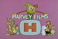 Harvey Entertainment Studio Logo