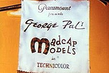 George Pal Theatrical Cartoon Logo
