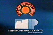 Features Theatrical Cartoon Logo