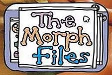 The Morph Files Theatrical Cartoon Logo