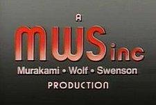 Murakami-Wolf-Swenson Studio Logo
