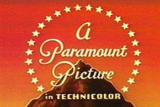 Paramount Magazine Theatrical Cartoon Series Logo