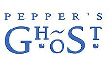 Pepper's Ghost Productions Studio Logo