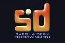 Sabella Dern Entertainment Studio Logo