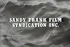 Sandy Frank Film Syndication Studio Logo