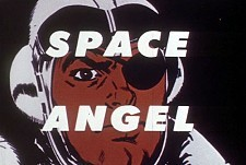 Space Angel Episode Guide Logo