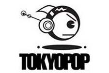 TokyoPop Studio Logo