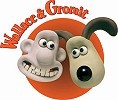 Wallace and Gromit Theatrical Cartoon Series Logo