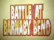 Battle At Barnaby's Bend Cartoon Picture