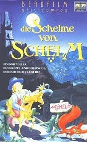 Die Schelme von Schelm (Aaron's Magic Village) Picture To Cartoon