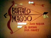 Buffalo Magoo Picture Into Cartoon