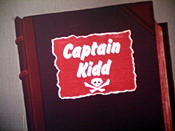 Captain Kidd Cartoon Picture