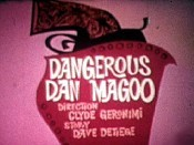 Dangerous Dan Magoo Picture Into Cartoon