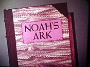 Noah's Ark Picture Of Cartoon
