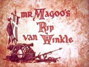 Rip Van Winkle Cartoon Picture