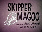 Skipper Magoo Cartoon Picture