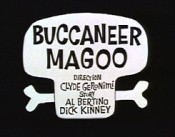 Buccaneer Magoo Picture Into Cartoon