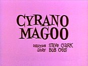 Cyrano Magoo Cartoon Picture