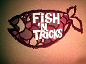 Fish 'n Tricks Cartoon Character Picture