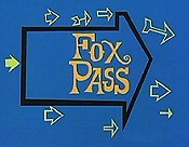 Fox Pass Cartoon Picture