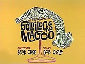 Goldilocks Magoo The Cartoon Pictures