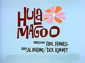 Hula Magoo Cartoon Picture