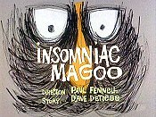 Insomniac Magoo Cartoons Picture