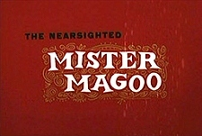 Mister Magoo Theatrical Cartoon Series Logo