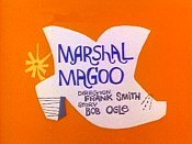 Marshal Magoo Pictures Of Cartoon Characters