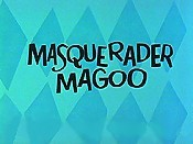 Masquerader Magoo Free Cartoon Pictures