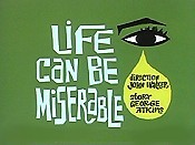 Life Can Be Miserable Cartoon Picture