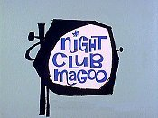 Night Club Magoo Cartoon Picture