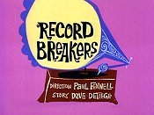 Record Breakers Cartoon Picture