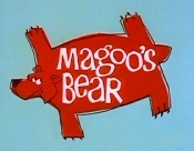 Magoo's Bear Picture Of Cartoon