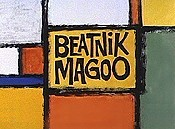Beatnik Magoo Cartoon Picture