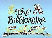The Billionaire Cartoon Picture