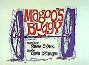 Magoo's Buggy Cartoon Character Picture