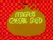Magoo's Caesar Solid Picture Into Cartoon