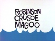Robinson Crusoe Magoo Cartoon Character Picture